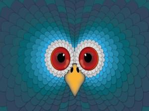 Ojos de pájaro