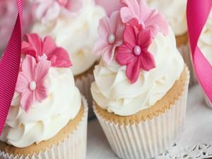 Cupcakes decorados para ocasiones especiales
