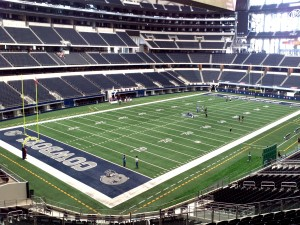 Estadio de los Dallas Cowboys