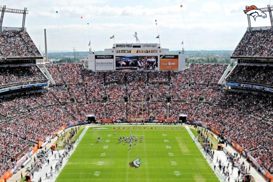 Partido de los Denver Broncos