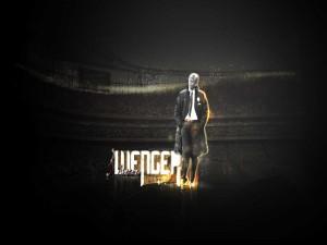 Imagen de Arsene Wenger entrenador del Arsenal