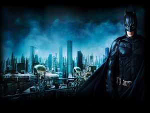 Batman Gotham City