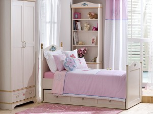 Hermoso cuarto para niña