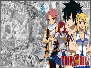 Personajes de Fairy Tail