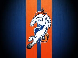 El caballo de los Denver Broncos