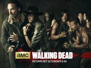 "Nueva temporada de ""The Walking Dead"""