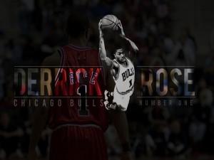 """Derrick Rose """"Número Uno"""""""