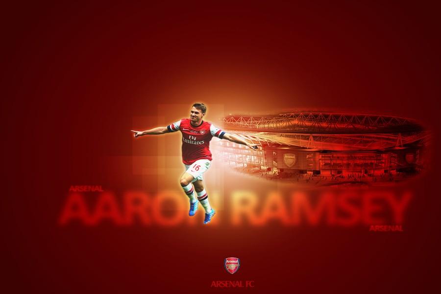 Imagen de Aaron Ramsey (jugador del Arsenal)