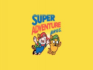 Super Adventure Bros (Adventure Time)