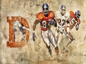 Jugadores de los Denver Broncos