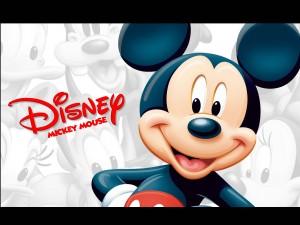 El simpático Mickey Mouse