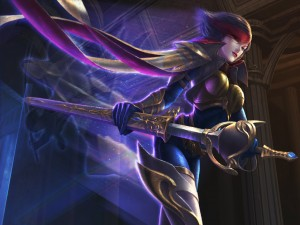 "Fiora ""League of Legends"""