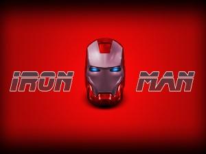 La cabeza de Iron Man