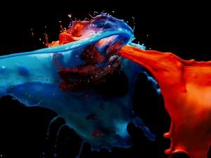 Pinturas de colores