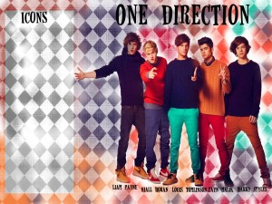 Los chicos de One Direction