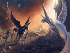 Persiguiendo unicornios