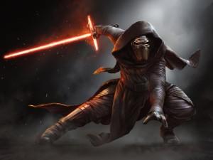 """Personaje de """"Star Wars: el despertar de la Fuerza"""""""