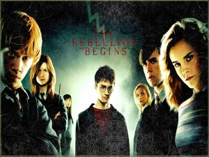 Harry Potter: The Rebellion Begins