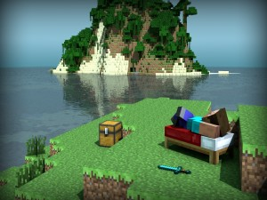Escenario Minecraft