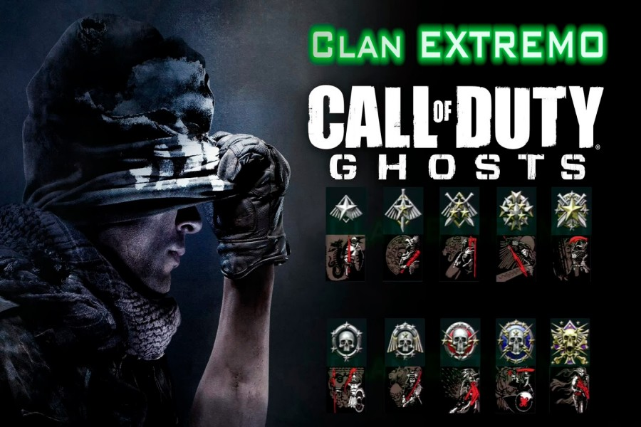 Clan Extremo: Call of Duty Ghosts