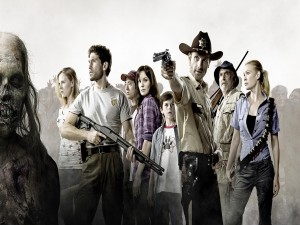 "Personajes de la primera temporada de ""The Walking Dead"""