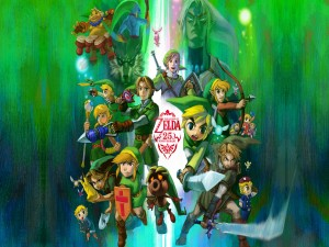 "25 Aniversario de ""The Legend of Zelda"""