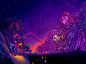 Los sueños de My Little Pony