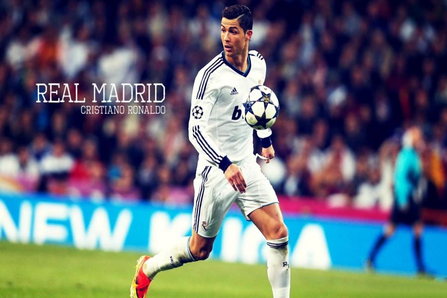 Fondos De Pantalla De Cristiano Ronaldo: Cristiano Ronaldo Jugando Con El Real Madrid (79318