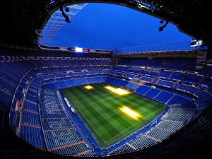 Estadio del Real Madrid (Santiago Bernabeu)