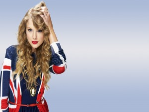 La belleza de Taylor Swift