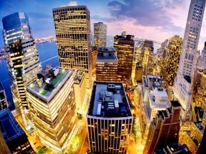 Rascacielos de Manhattan