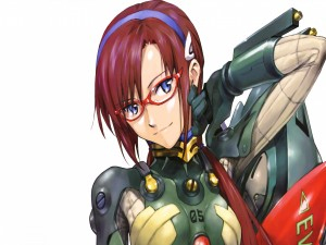 Mari Illustrious Makinami (Neon Genesis Evangelion)