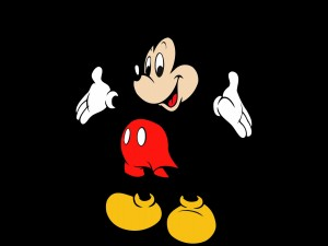 El divertido Mickey Mouse