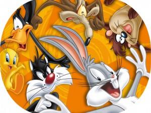 """Personajes principales de los """"Looney Tunes"""" de Warner Bros"""