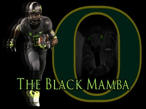 The Black Mamba (Oregon Ducks)