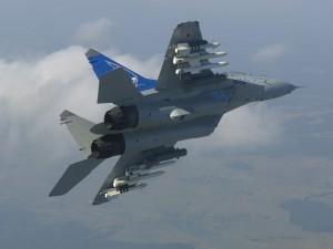 Aeronave rusa Sukhoi Su 37