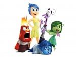 "Personajes de la película de Disney-Pixar ""Inside Out"""