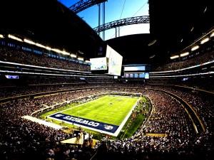Estadio de los Dallas Cowboys