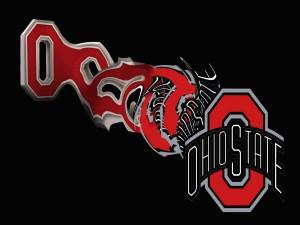 Logo abstracto de los Ohio State