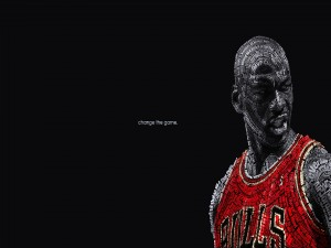 Michael Jordan: Change the game