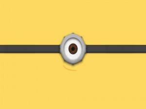 Ojo de Minion