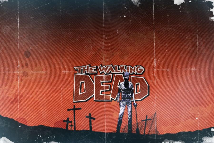 """Cómic de """"The Walking Dead"""""""