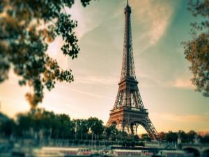 Bonito día en París