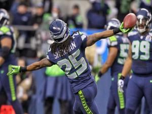 Partido de los Seattle Seahawks