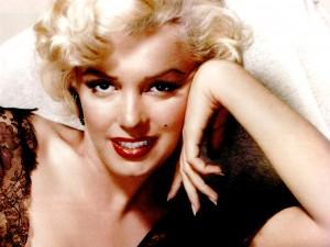 La sonrisa de Marilyn Monroe