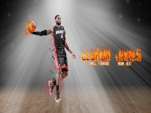 LeBron James (Small-Forward Miami Heat)