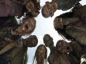 "Caminantes ""The Walking Dead"""