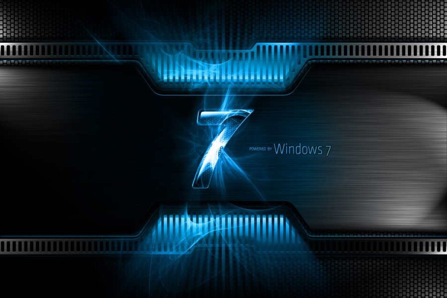 Powered by Windows 7