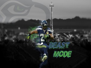 Seattle Seahawks (Beast Mode)