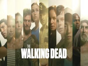 Personajes de la primera temporada (The Walking Dead)